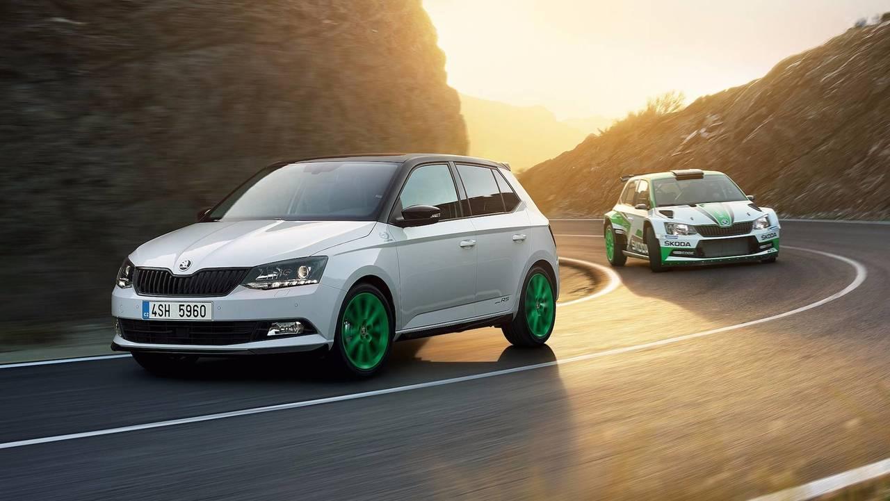 Skoda Fabia Rally Special Edition