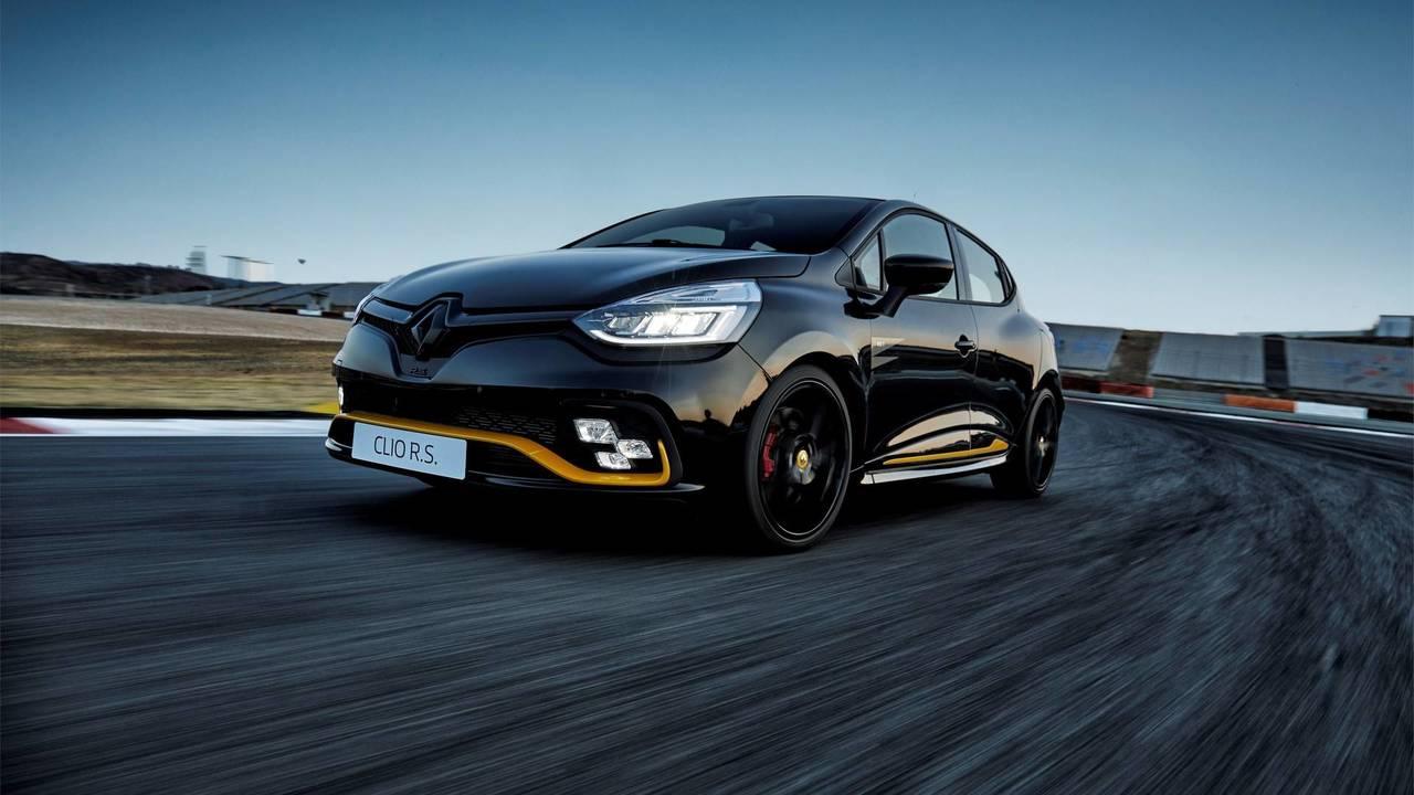 2018 Renault Clio R.S. 18