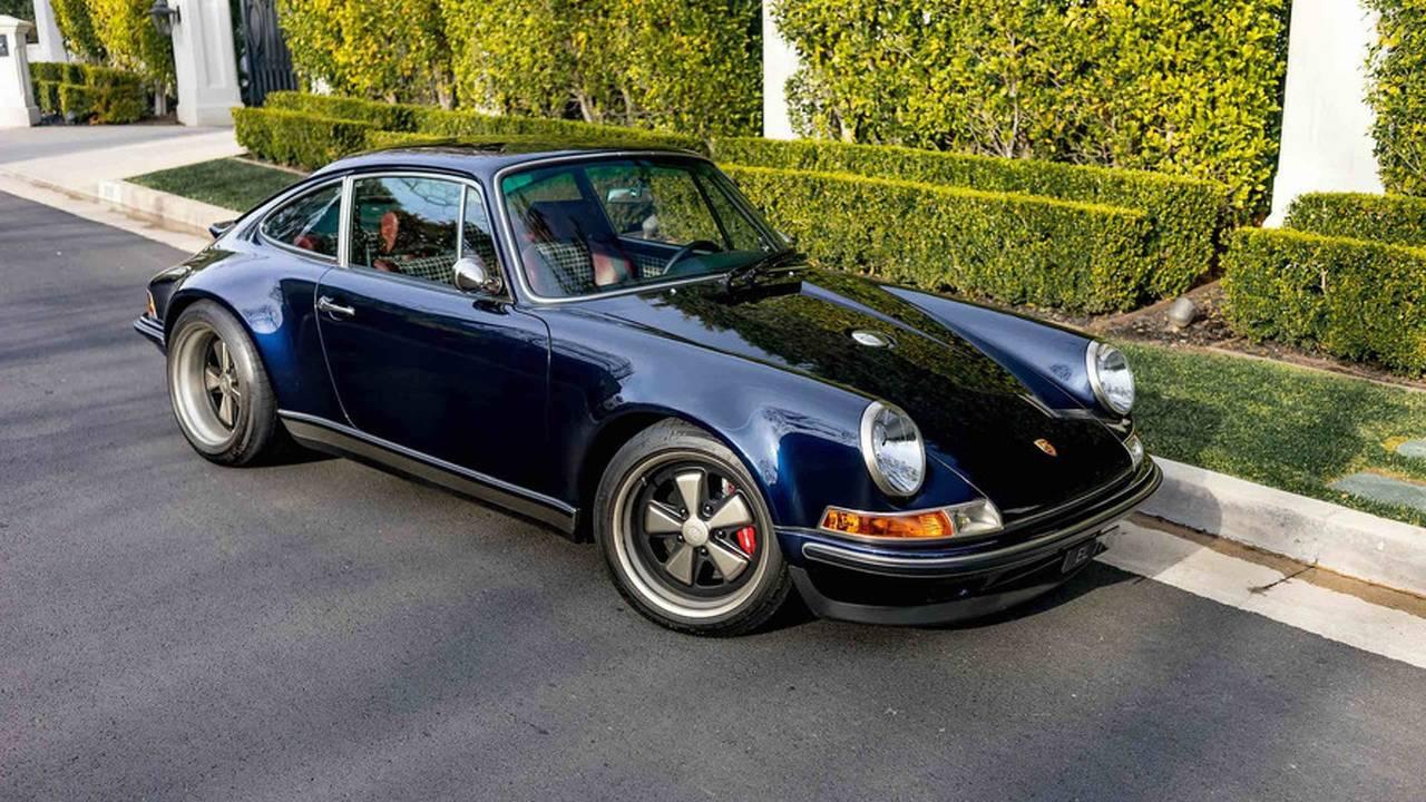 1.- Porsche 911 Mónaco, por Singer Vehicle Design
