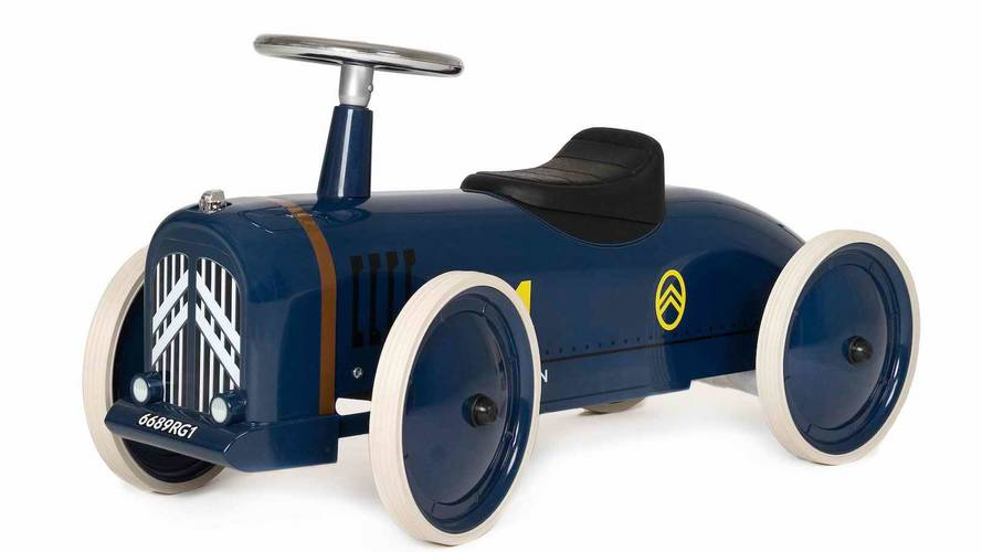 Citroën Petite Rosalie correpasillos