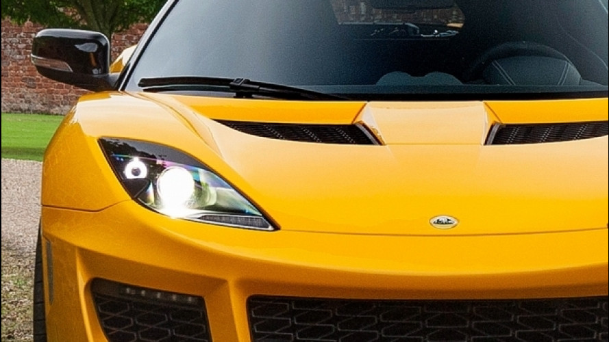 Lotus farà il SUV, le indiscrezioni prendono forma
