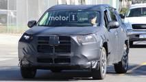 Toyota Rav4 nouvelle génération photos espion