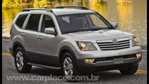 Salão de SP: Kia mostrará o sedan Forte, hatch Rio, novo Sportage e SUV Borrego