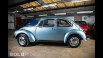 Volkswagen Beetle Barn Find