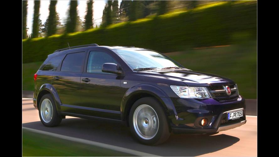 Fiat Freemont AWD, Punto mit neuen Motoren und mehr