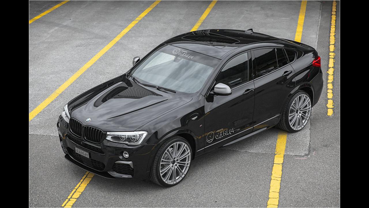 Der M2 als SUV