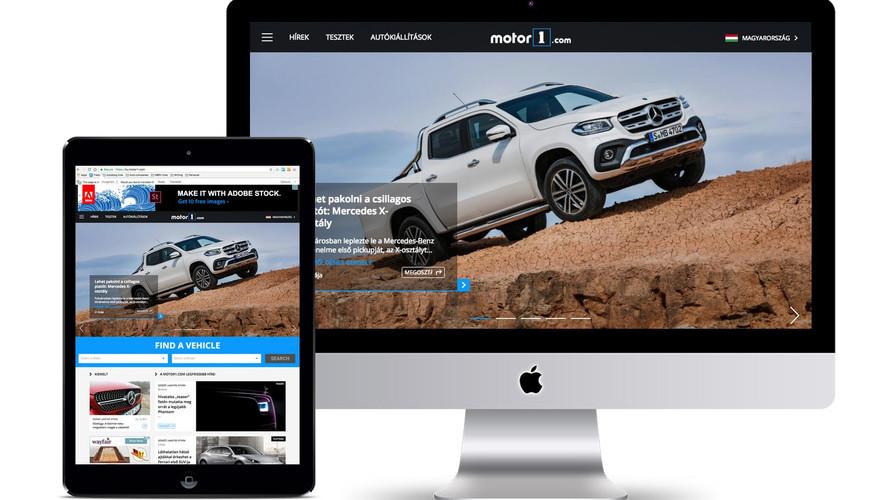 Motor1.com désormais disponible en Hongrie