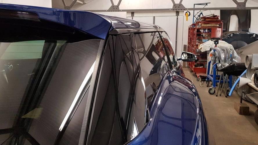 La Tesla Model S break est presque prête !
