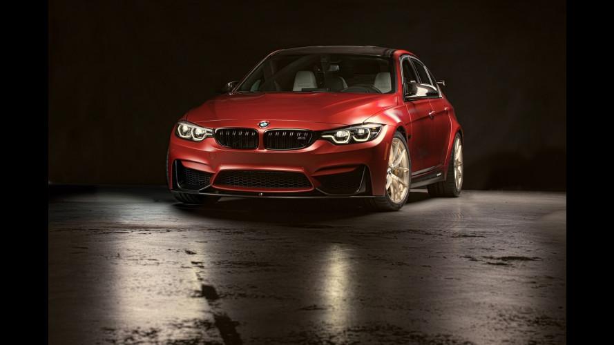 BMW M3 30 Years American Edition, speciale per i 30 anni dell'M3 negli USA