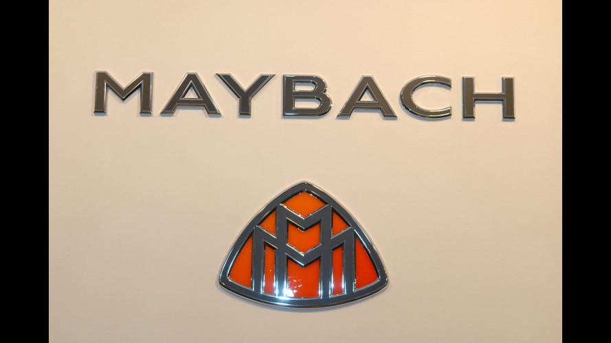 Maybach al Salone di Ginevra 2010