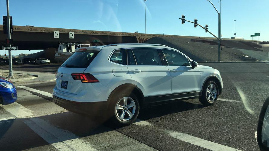 Volkswagen Tiguan XL : en toute discrétion