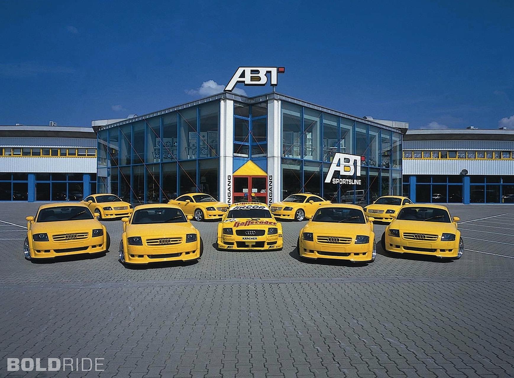 ABT Audi TT-Limited