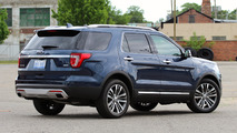 2016 Ford Explorer: Review