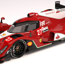 This Concept Would be Perfect for Ferrari's Return to Le Mans