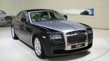 Rolls Royce 200EX Concept in Geneva