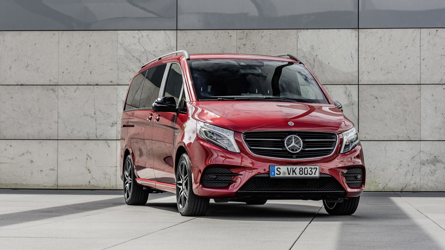 Mercedes V-Class Limited And Rise Editions