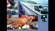 Prime immagini del nuovo Land Rover Freelander