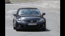 Alpentour im Lexus IS-F