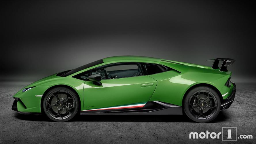 Lamborghini - Des modèles plus racés et plus aérodynamiques