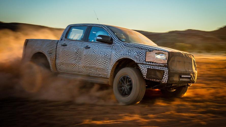 Ford Ranger Raptor - Il devrait être dévoilé le 7 février 2018