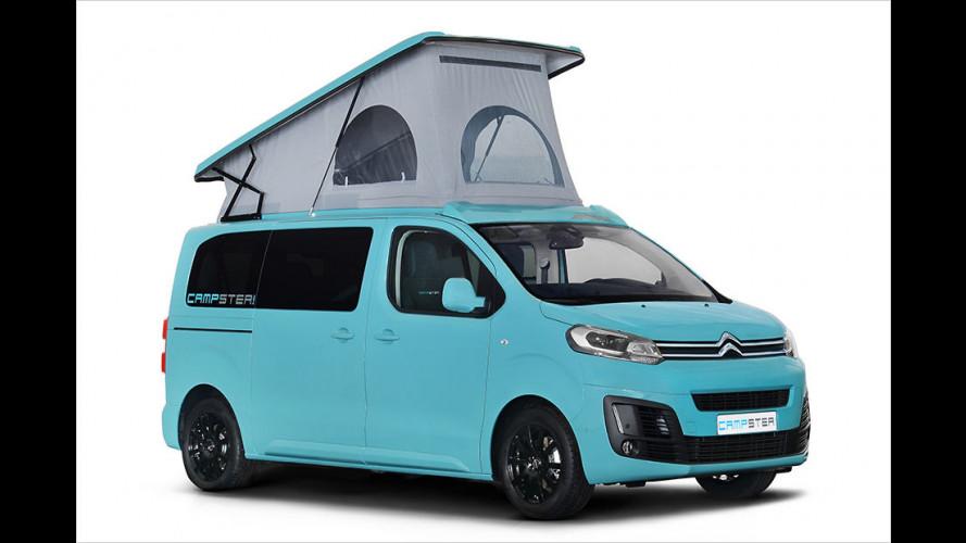 Günstige Alternative zum VW California
