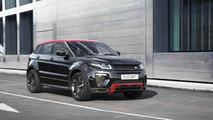 2017 Range Rover Evoque Review