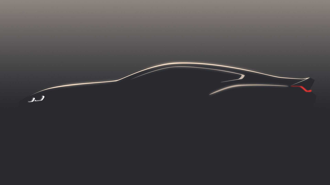BMW 8 Series teaser