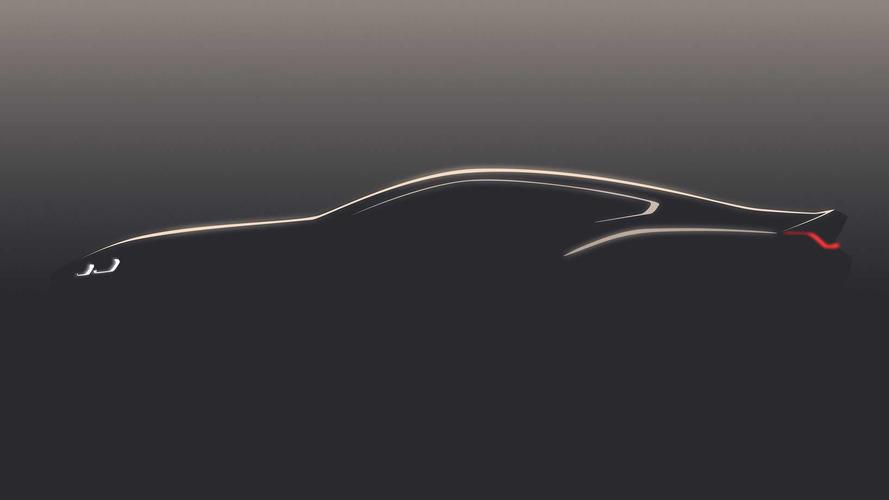 El teaser del BMW Serie 8 confirma nuestra primicia