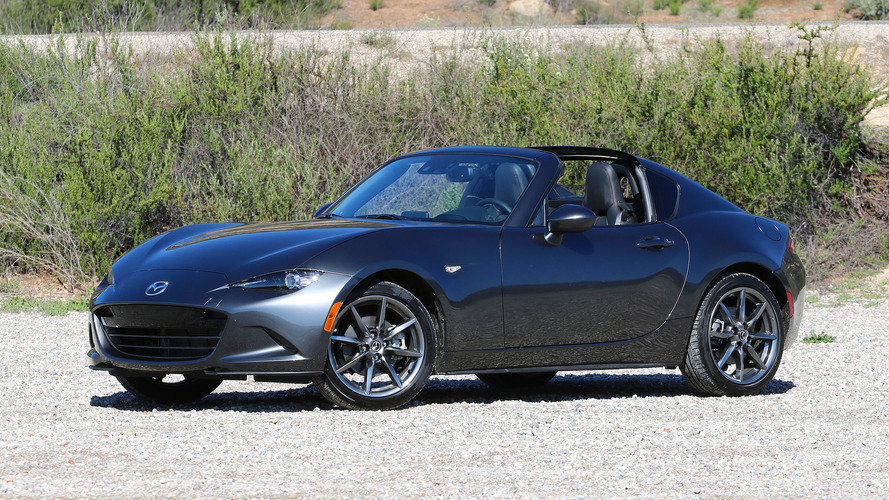 2017 Mazda MX-5 Miata RF First Drive: Really fantastic