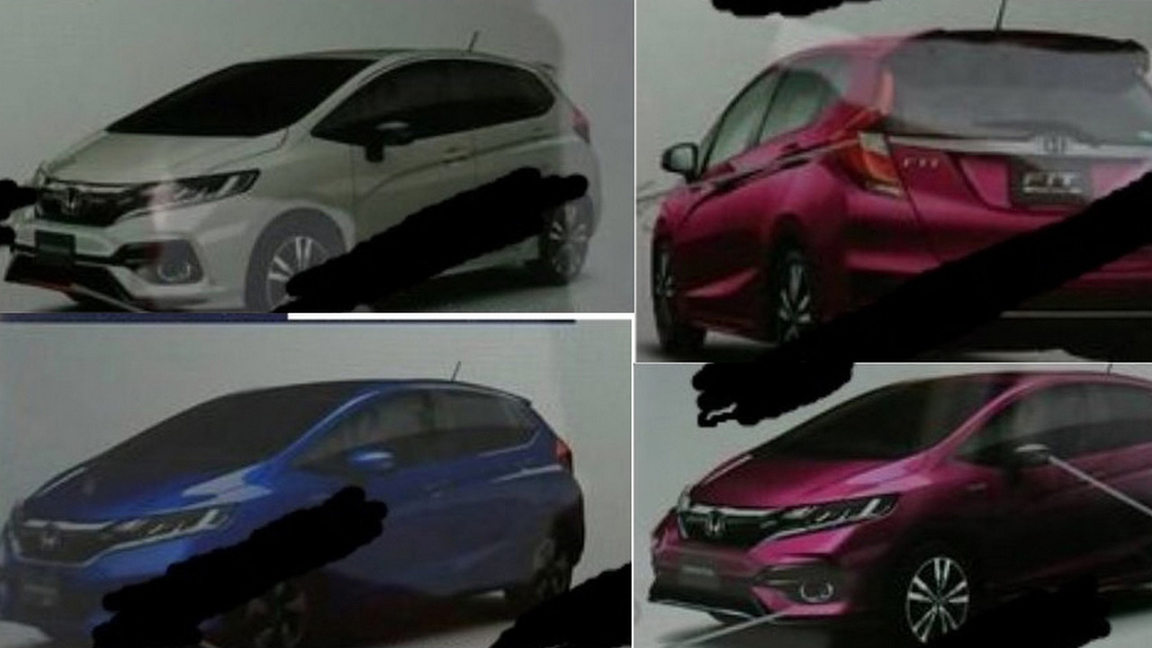 2018 Honda Jazz Makyaj