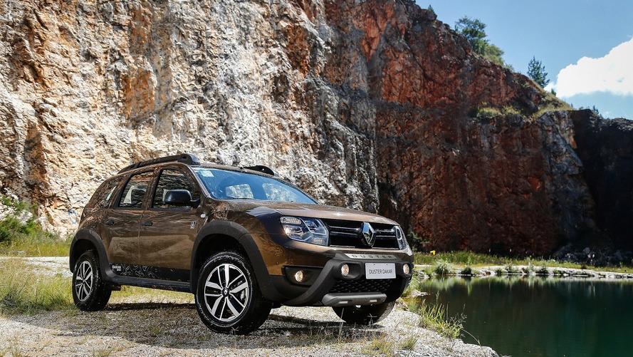 Renault lança Duster Dakar II com detalhes exclusivos