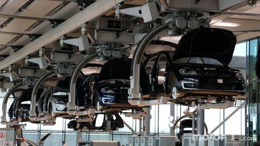 Les ventes de Volkswagen en avril déclinent à l'international