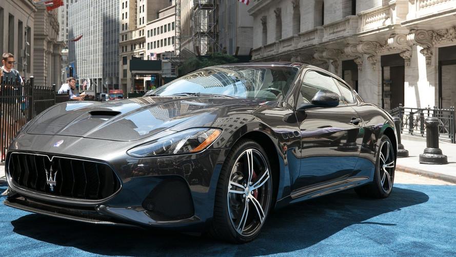 Peu de changements pour la Maserati GranTurismo restylée