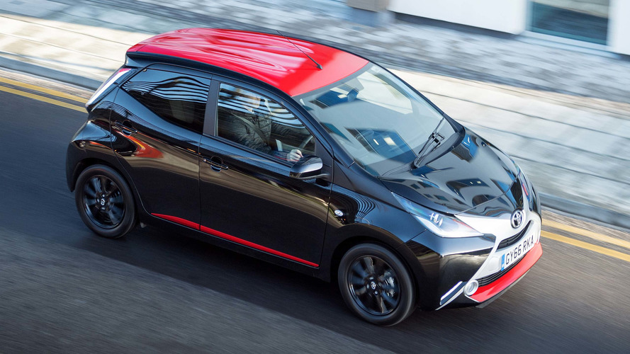 2017 Toyota Aygo Review