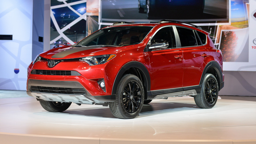 Chicago Motor Cars >> 2018 Toyota RAV4 Adventure Gets A Price