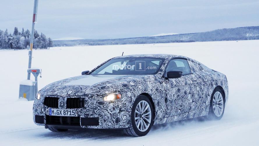 Photos espion - Les remplaçantes des BMW Série 6 Coupé et Cabriolet en cours d'essais