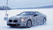 Next-gen BMW 6 Series Coupe, Convertible spy photos