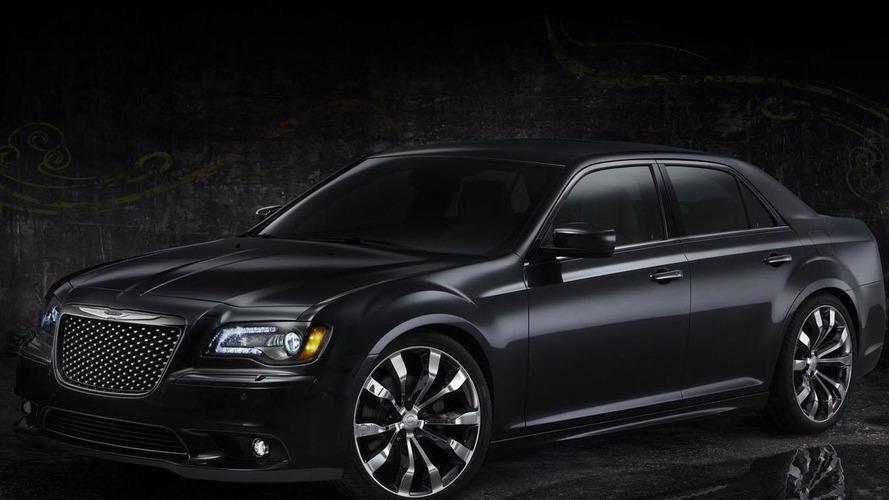 Jeep Wrangler Dragon & Chrysler 300 Ruyi concepts unveiled
