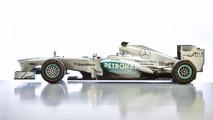 2013 - Mercedes W04 F1