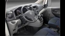 Nissan zeigt den NV200