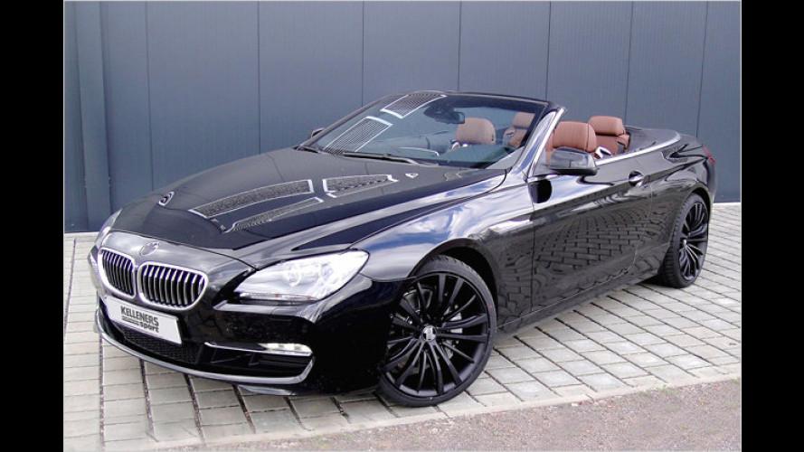Sechs-Machine: Kelleners pimpt das BMW-Cabrio