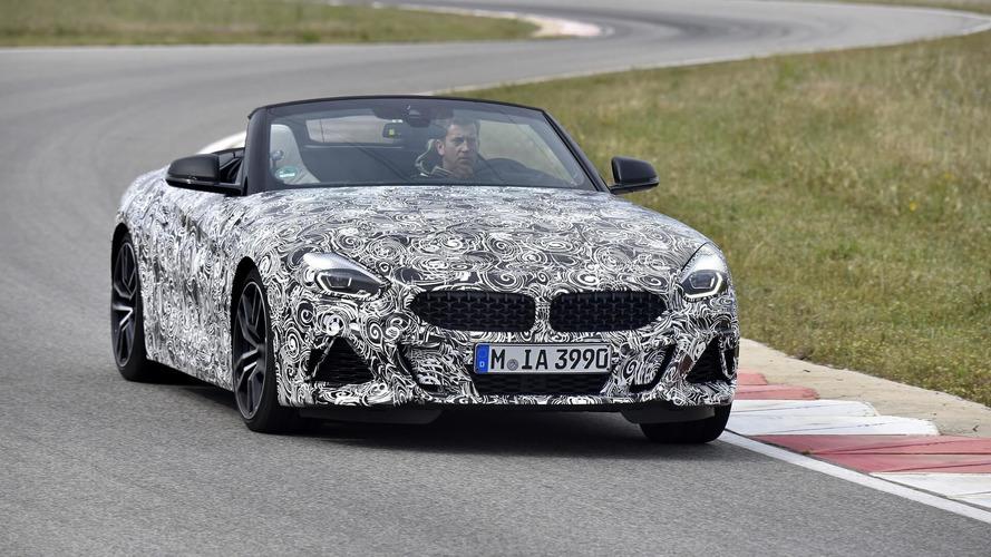 BMW Z4'ün üretime gireceği tarih açıklandı