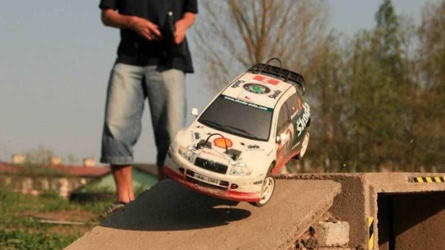 Safari Cup Is A Remote-Controlled Rally Race We Need Right Now