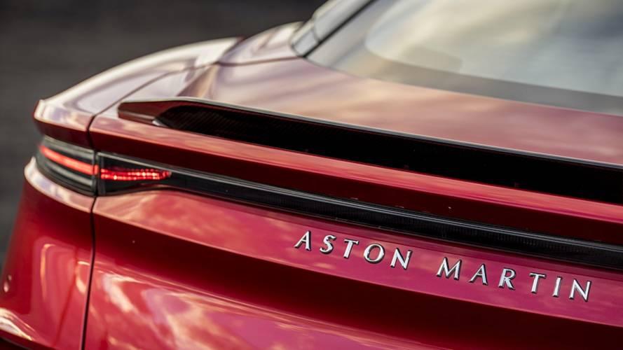 Vanquish néven érkezik az Aston Martin középmotoros sportautója