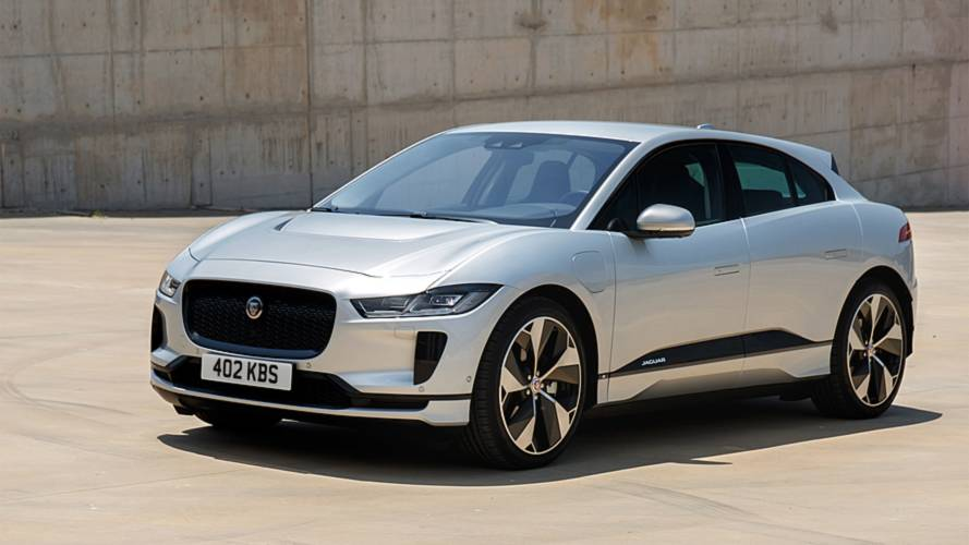 Here's How Far The Jaguar I-Pace Can Go On Single Charge
