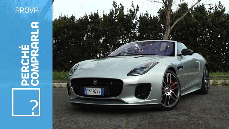 Jaguar F-Type, perché comprarla… e perché no