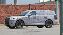 2020 Lincoln Aviator Plug-In Spied
