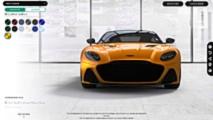 Aston Martin DBS Superleggera configurator