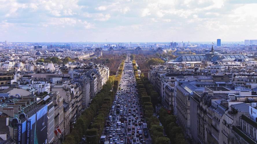 Pollution - Circulation différenciée mercredi et jeudi à Paris