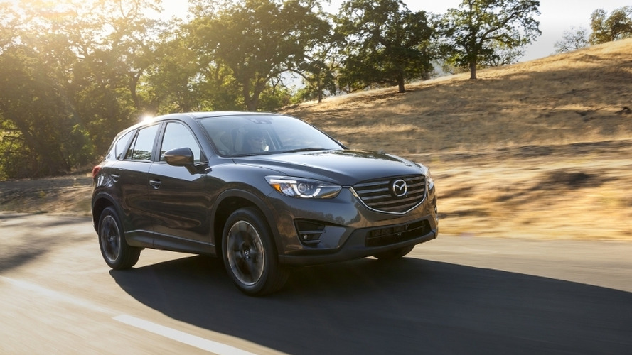 2016.5 Mazda CX-5 introduced with minor updates